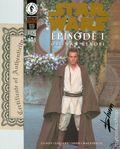 Star Wars Episode 1 Obi-Wan Kenobi (1999) 1B.DF.GOLD.SIGNED