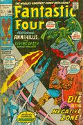 Fantastic Four (1961 1st Series) UK Edition 109UK
