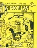 Antisocialman (1985) Annual 1