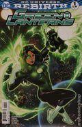 Green Lanterns Rebirth (2016) 1D