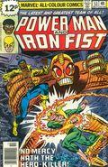 Power Man and Iron Fist (1972) UK Edition 53UK