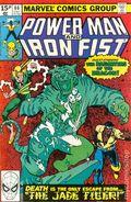 Power Man and Iron Fist (1972) UK Edition 66UK