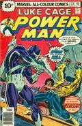 Power Man and Iron Fist (1972) UK Edition 33UK