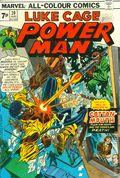 Power Man and Iron Fist (1972) UK Edition 20UK