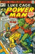 Power Man and Iron Fist (1972) UK Edition 29UK