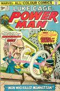 Power Man and Iron Fist (1972) UK Edition 28UK