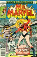 Ms. Marvel (1977 1st Series) UK Edition 7UK