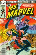 Ms. Marvel (1977 1st Series) UK Edition 22UK