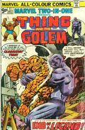 Marvel Two-in-One (1974 1st Series) UK Edition 11UK
