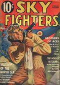 Sky Fighters (1932-1950 Standard) Pulp Vol. 24 #3
