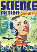 Science Fiction Quarterly (1951-1958 Columbia Publications) Pulp 2nd Series Vol. 2 #1