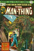 Man-Thing (1974 1st Series) UK edition 12UK