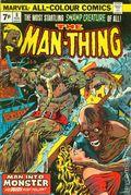 Man-Thing (1974 1st Series) UK edition 8UK