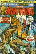 Man-Thing (1974 1st Series) UK edition 13UK