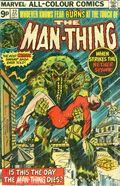 Man-Thing (1974 1st Series) UK edition 22UK