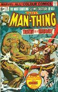Man-Thing (1974 1st Series) UK edition 16UK