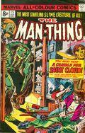 Man-Thing (1974 1st Series) UK edition 15UK