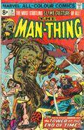 Man-Thing (1974 1st Series) UK edition 14UK