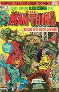 Man-Thing (1974 1st Series) UK edition 19UK