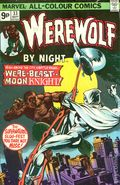 Werewolf by Night (1972 1st Series) UK Edition 33UK