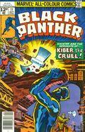 Black Panther (1977 Marvel 1st Series) UK Edition 11UK