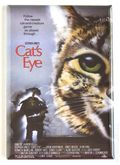 Stephen King's Cat's Eye Movie Poster Magnet (2017 Blue Crab Magnets) ITEM-1