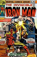 Iron Man (1968 1st Series) 85