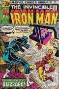 Iron Man (1968 1st Series) 86