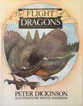 Flight of Dragons HC (1981 HarperCollins) 1st Edition 1-1ST