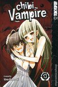 Chibi Vampire GN (2006-2009 Tokyopop Digest) 13-REP