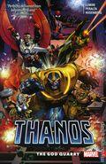 Thanos TPB (2017 Marvel) By Jeff Lemire 2-1ST