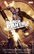 Black Panther The Man Without Fear TPB (2017 Marvel) The Complete Series 1-1ST