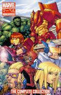 Marvel Mangaverse TPB (2017 Marvel) The Complete Collection 1-1ST