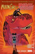 Moon Girl and Devil Dinosaur TPB (2016- Marvel) 4-1ST