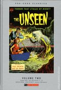 Pre-Code Classics: The Unseen HC (2017 PS Artbooks) 2-1ST