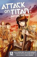 Attack on Titan Before the Fall GN (2014- Kodansha Digest) 12-1ST