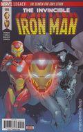Invincible Iron Man (2017 4th Series) 595