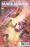 Star Wars Mace Windu (2017 Marvel) Jedi of the Republic 5A