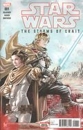 Star Wars The Last Jedi Storms of Crait (2017 Marvel) 1A