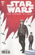 Star Wars The Last Jedi Storms of Crait (2017 Marvel) 1B
