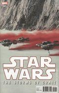 Star Wars The Last Jedi Storms of Crait (2017 Marvel) 1C