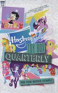 Hasbro Toy Box Quarterly (2017 IDW) 1