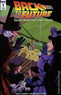 Back to the Future Tales from the Time Train (2017 IDW) 1A