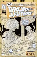 Back to the Future Tales from the Time Train (2017 IDW) 1B
