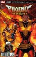 Phoenix Resurrection The Return of Jean Grey (2017 Marvel) 1A