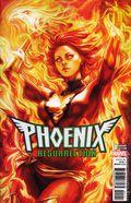 Phoenix Resurrection The Return of Jean Grey (2017 Marvel) 1K