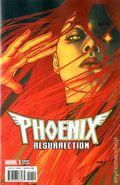 Phoenix Resurrection The Return of Jean Grey (2017 Marvel) 1H