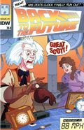 Back to the Future Tales from the Time Train (2017 IDW) 1RIB
