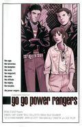 Go Go Power Rangers (2017 Boom) 5D