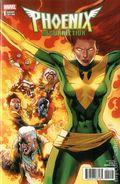 Phoenix Resurrection The Return of Jean Grey (2017 Marvel) 1J